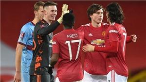 Kết quả bóng đá West Brom 1-1 MU: Hòa trên sân khách, MU kém Man City 7 điểm