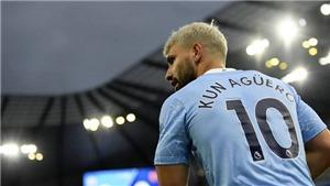 Aguero loay hoay với tương lai của mình tại Man City