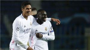Atalanta 0-1 Real Madrid: Chơi hơn người, Real Madrid cũng chỉ thắng tối thiểu