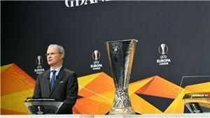 Lễ bốc thăm vòng 1/8 Cúp C2/Europa League diễn ra khi nào? Link trực tiếp bốc thăm cúp C2