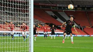 MU 0-0 Real Sociedad: Đối phương đá hỏng 11m, MU giành vé đi tiếp