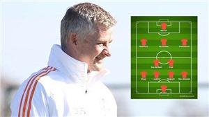 MU sẽ dùng sơ đồ nào trước Chelsea?