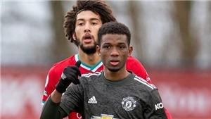 MU: Amad Diallo tỏa sáng ngay trận ra mắt, Solskjaer nóng lòng đưa lên đội một
