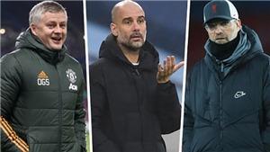 Cuộc đua vô địch Ngoại hạng Anh: MU bây giờ cần Liverpool thắng Man City