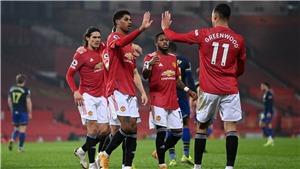 MU 9-0 Southampton: 'Quỷ đỏ' gây chấn động với chiến thắng không tưởng
