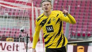 Bóng đá hôm nay 31/3: Man City tốn 300 triệu bảng vì Haaland. Bỉ và Hà Lan tạo mưa bàn thắng