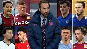 Tuyển Anh tràn ngập cầu thủ kiến thiết, Gareth Southgate sẽ chọn ai?