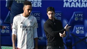 Arteta: 'Vị trí của Arsenal hiện tại là không thể chấp nhận được'