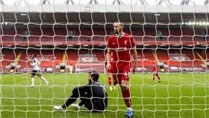 Liverpool 0-1 Fulham: ĐKVĐ thua trận thứ 6 liên tiếp ở Anfield