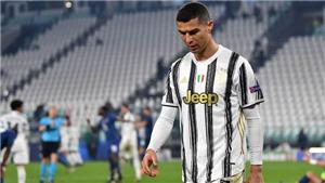Thống kê đáng buồn về Juventus và Ronaldo ở cúp C1