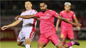 TPHCM 1-0 Sài Gòn: Lee Nguyễn ghi bàn trên chấm 11m, TP.HCM giành 3 điểm