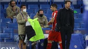 Luis Suarez và 59 phút thảm hoạ trước Chelsea
