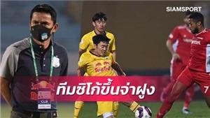 CĐV Thái lo Kiatisak dẫn dắt tuyển Việt Nam sau khi giúp HAGL