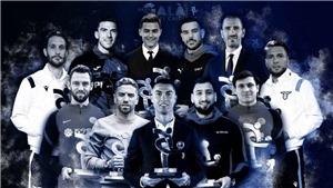 Ronaldo lần thứ 2 liên tiếp là Cầu thủ xuất sắc nhất năm của Serie A