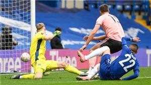 Chelsea 2-0 Sheffield: Ziyech lập công, Chelsea vào Bán kết FA Cup