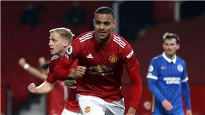 MU 2-1 Brighton: Rashford và Greenwood ghi bàn, MU ngược dòng giành 3 điểm
