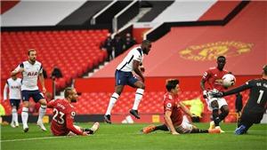 Kết quả bóng đá Tottenham 1-3 MU: Cavani rực sáng, MU phục thù thành công