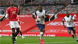 """Kết quả bóng đá Tottenham 1-3 MU: Fred, Cavani và Greenwood ghi bàn, """"Quỷ đỏ"""" ngược dòng thành công"""