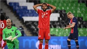 Báo chí châu Âu viết gì khi Bayern Munich bị PSG loại khỏi Champions League?