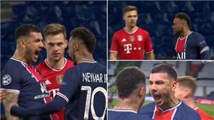 PSG 0-1 Bayern: Neymar gây sốt khi ăn mừng ngay trước mặt Kimmich