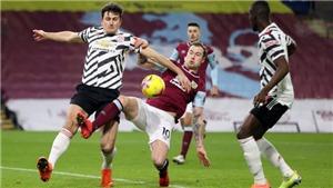 Kết quả bóng đá MU 3-1 Burnley: Greenwood lập cú đúp, MU thu hẹp cách biệt với Man City xuống còn 8 điểm