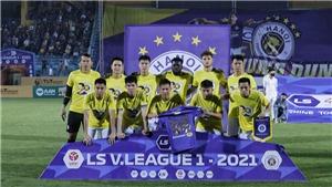 Kết quả bóng đá Hà Nội 0-1 Bình Định: Quang Hải tịt ngòi, Hà Nội FC thua muối mặt trên sân nhà