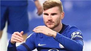 CĐV Chelsea muốn khóc khi Werner bỏ lỡ cơ hội ghi bàn mười mươi trước Real