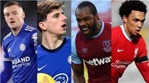 Cuộc đua Top 4 Ngoại hạng Anh: MU không thể chủ quan. West Ham có thể vượt Chelsea