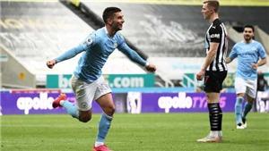 Newcastle 3-4 Man City: Ferran Torres lập hat-trick, phá kỷ lục của Messi