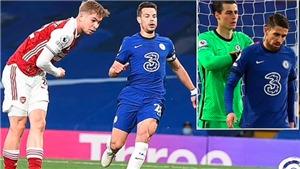 ĐIỂM NHẤN Chelsea 0-1 Arsenal: Xoay tua quá nhiều, Chelsea mất thời cơ chắc Top 4