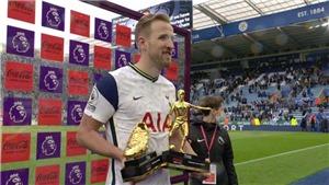 Harry Kane đoạt cú đúp Vua phá lưới lẫn kiến tạo của Premier League