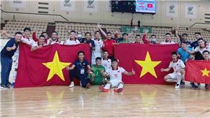 Futsal Việt Nam: Xem lại những pha cứu thua xuất sắc của Hồ Văn Ý trước Lebanon