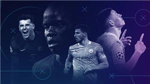 Đội hình dự kiến Man City vs Chelsea: Hai đội sẽ bung hết sức vì chức vô địch