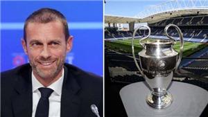 UEFA bỏ luật bàn thắng sân khách sau 56 năm tồn tại