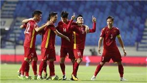 [CẬP NHẬT TRỰC TIẾP] Bóng đá Việt Nam vs Malaysia hôm nay, VL World Cup 2022
