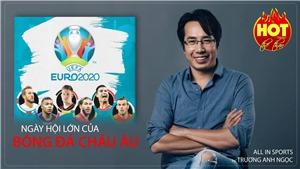 Khai mạc vòng chung kết EURO 2020 - Khi bóng đá chiến thắng đại dịch