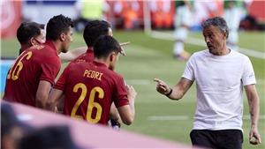 Xem trực tiếp bóng đá Tây Ban Nha vs Thụy Điển EURO 2021 ở đâu, kênh nào, VTV6 hay VTV3?
