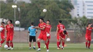 VTV6 trực tiếp bóng đá hôm nay: Việt Nam đấu với Malaysia, vòng loại World Cup 2022