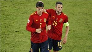 Video clip bàn thắng trận Tây Ban Nha vs Ba Lan. Kết quả bóng đá EURO 2021