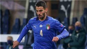 Hậu vệ Italy chạy nhanh nhất EURO 2021