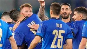 Video clip bàn thắng trận Ý vs Xứ Wales. Kết quả bóng đá EURO 2021