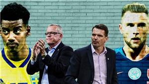 Video clip bàn thắng trận Thụy Điển vs Slovakia. Kết quả bóng đá EURO 2021