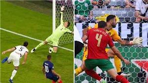 EURO 2021 tràn ngập các pha đá hỏng 11m và phản lưới nhà