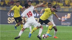 Trực tiếp bóng đá hôm nay: UAE vs Malaysia. Xem trực tiếp bóng đá VTV6, VTV5