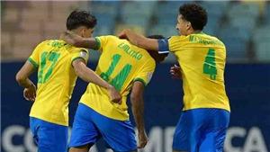 Nhận định Brazil vs Peru: Peru là 'nạn nhân' ưa thích của Brazil