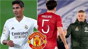 Bóng đá hôm nay 4/7: Lộ điều kiện giúp MU có Varane. PSG đưa ra đề nghị cho Messi