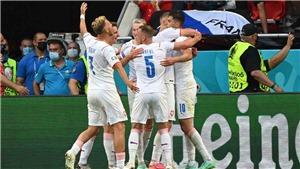 VIDEO Séc vs Đan Mạch, EURO 2021: Bàn thắng và highlights
