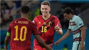 Bỉ vs Ý (VTV3 trực tiếp): Thorgan Hazard, vũ khí mới của đội tuyển Bỉ