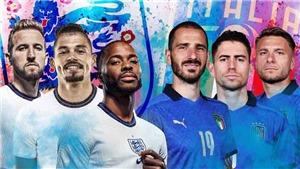 Tin EURO 11/07: Mẹ Mancini không dám dự đoán kết quả Anh vs Ý, Mount muốn vô địch