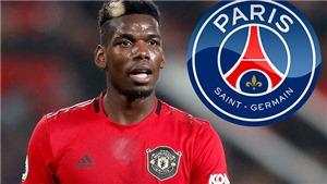Chuyển nhượng 10/07: PSG mua Pogba với giá rẻ. MU chi 100 triệu bảng chiêu mộ Kane